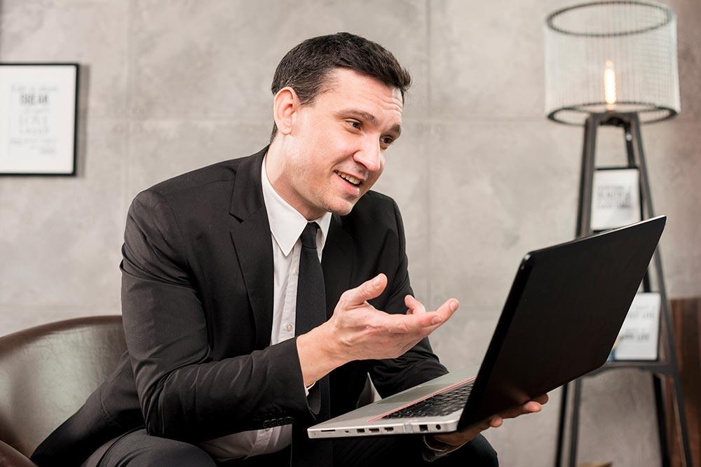 Remote Job Interview