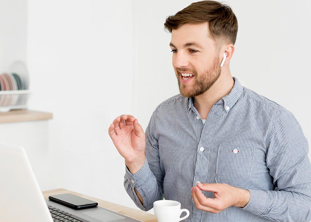How to prepare and win a remote job interview